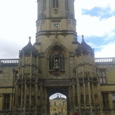 Chris Church College & Catedral