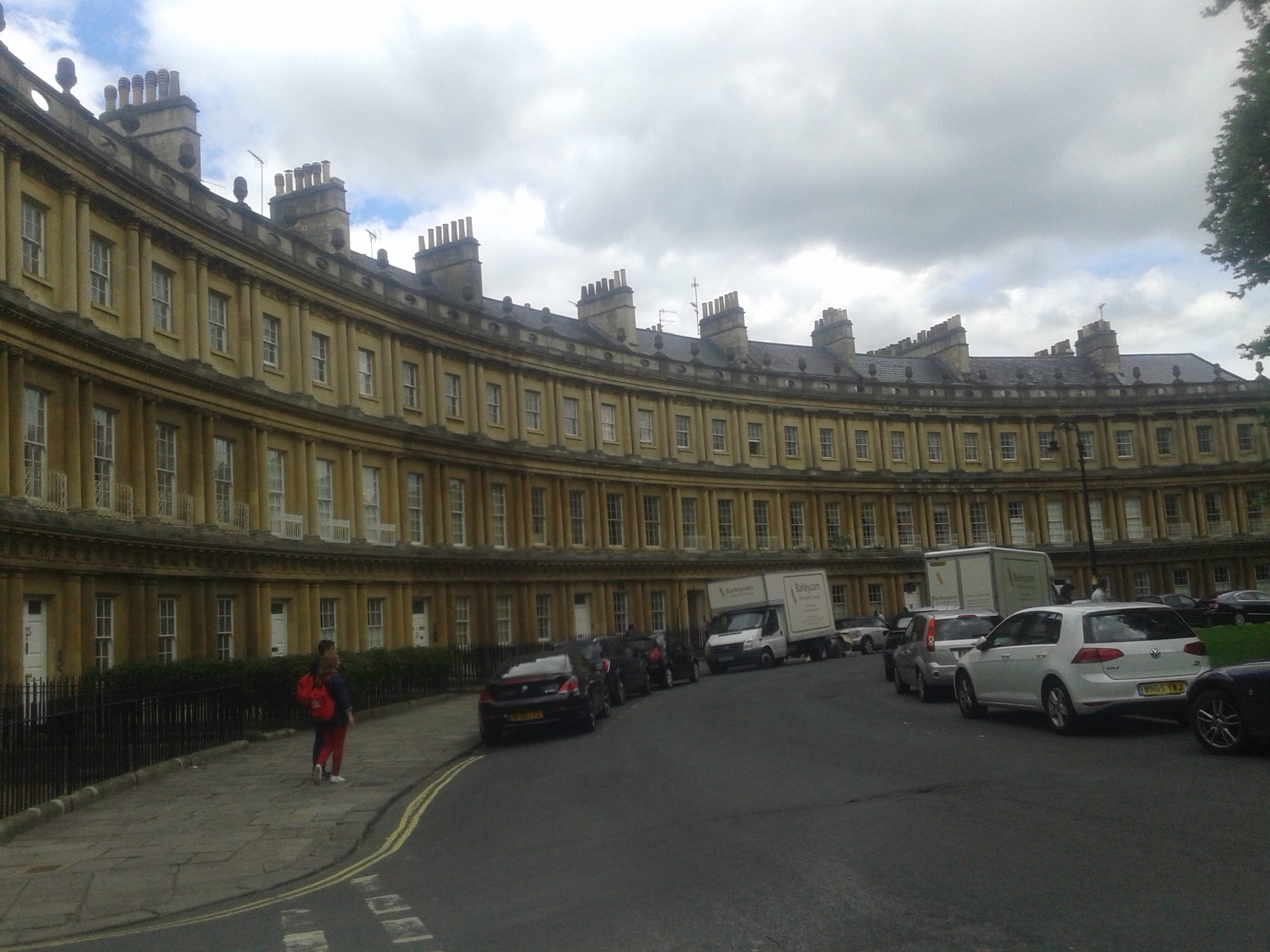Bath - The Royal Circus